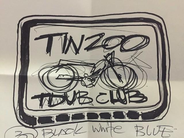 Yamaha TDUB Club Logo