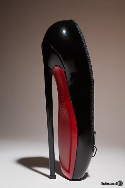 "Christian Louboutin ""Fetish Ballerine"" shoes"