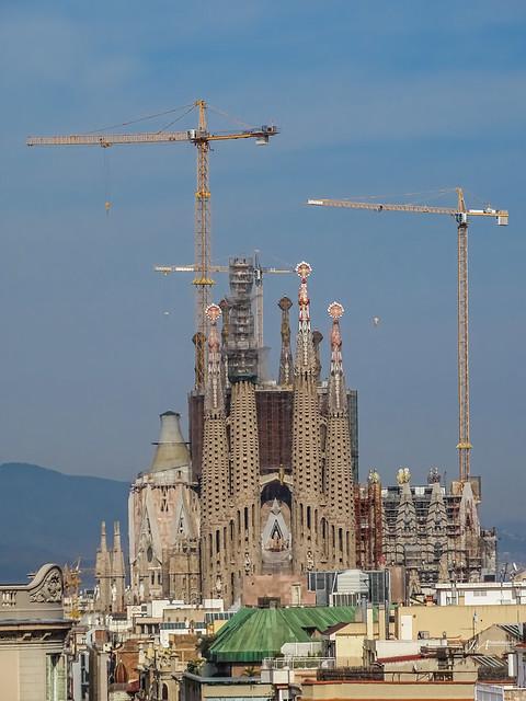 Barcelona_Sagrada Familia_outside_2