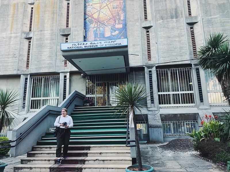 matkablogi Addis Abeba