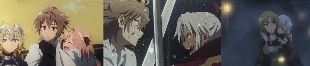 Fate Aopcrypha Part 2 MVM Entertainment Blu-ray Anime Review Screencaps