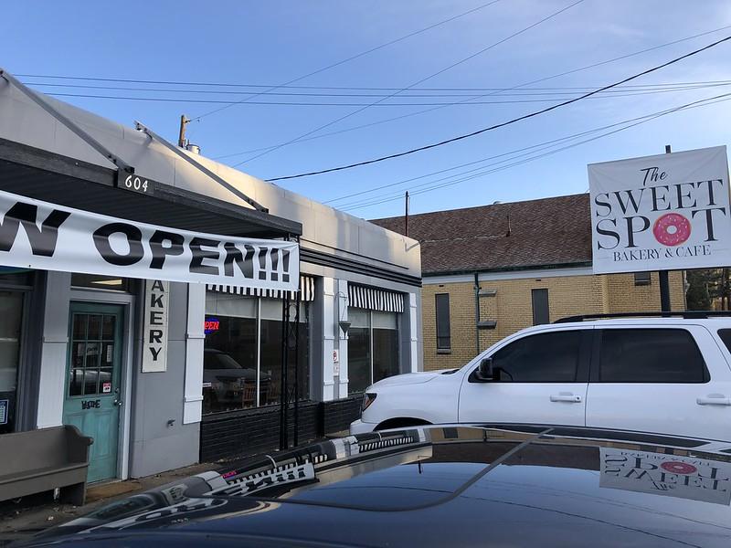 The Sweet Spot Bakery & Cafe