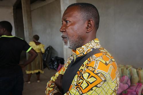 Njouny Nelson. COC Cameroon