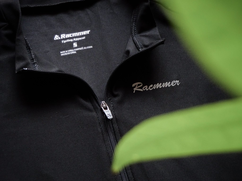 Racmmer Elite Jersey's material