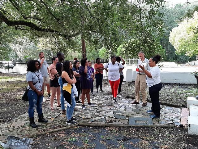 A Crossroads Pilgrimage: Amelia Island and Jacksonville