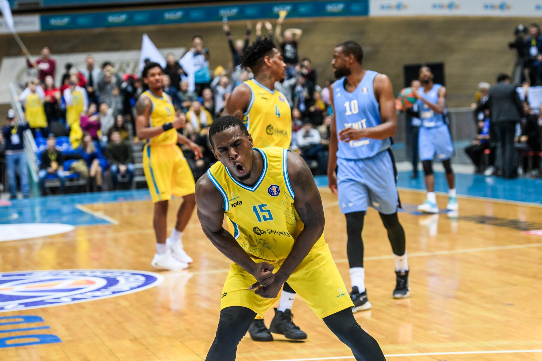 04/11/2019 Astana-Zenit 109:108