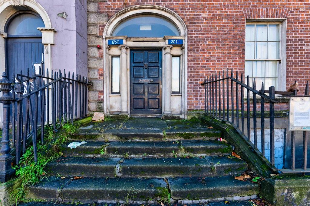 JAMES JOYCE HOUSE OF THE DEAD PHOTOGRAPHED USING A SONY A7RIV [USHERS ISLAND DUBLIN]-157967