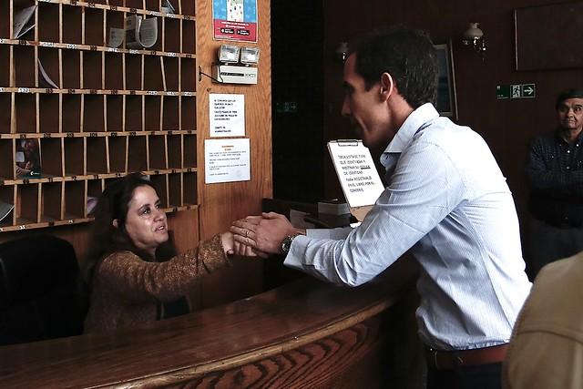 #EnTerreno : Torres San Borja Reunidas