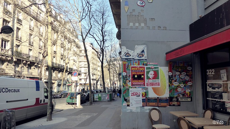 Paris Invader