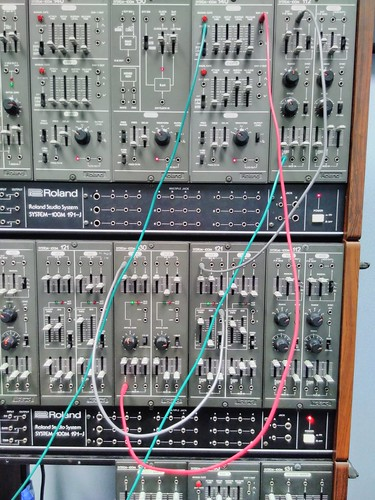 Envelope Generator to VCA