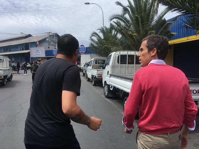 #EnTerreno : Alcalde visita Franklin Tras Homicidio