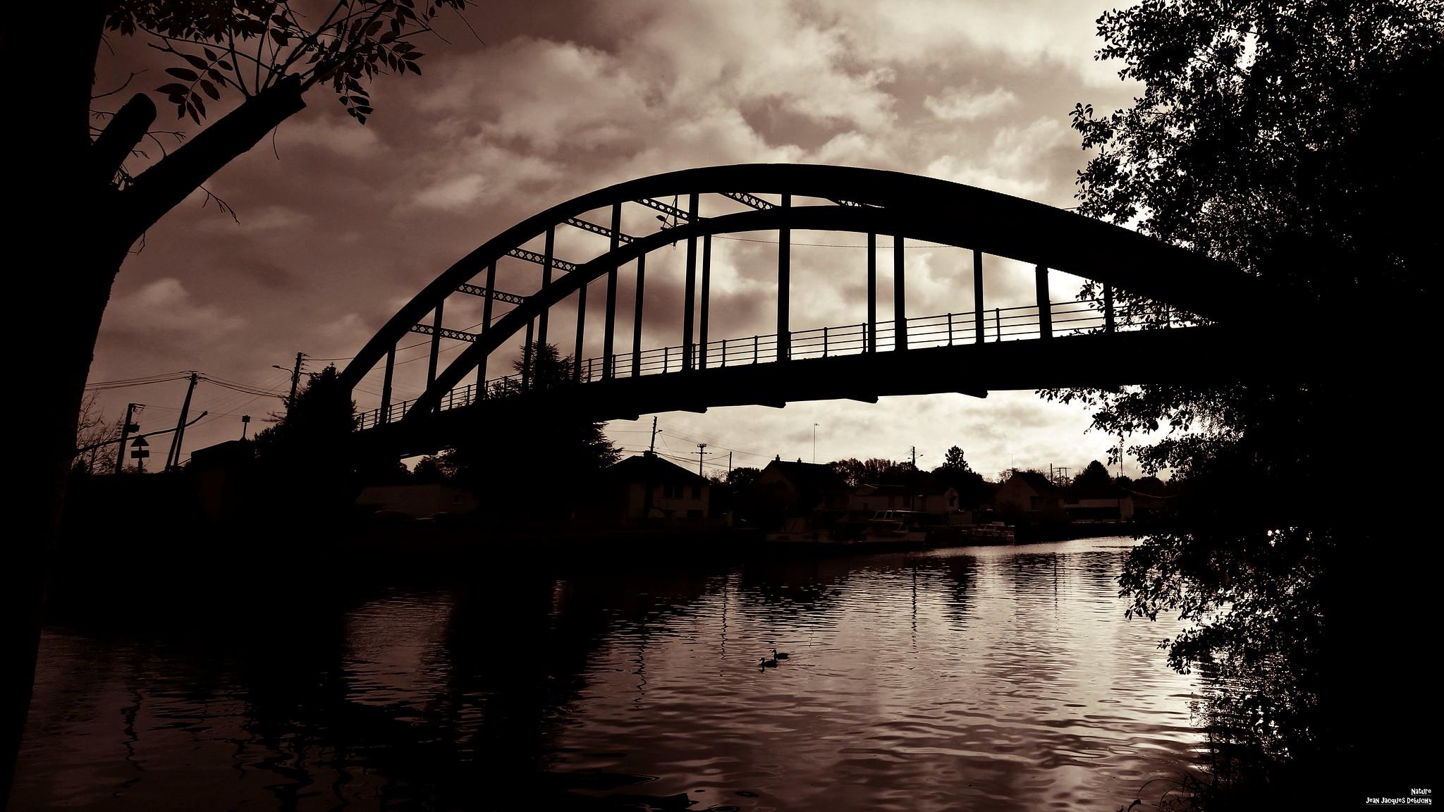 Le pont qui s'effondre
