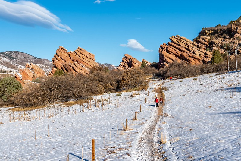 Hiking on South Valley Park, Colorado (By Charlie) (1)