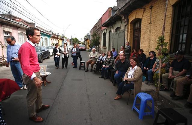 #EnTerreno : Conversatorio con Comité Tucapel Uno de Mayo
