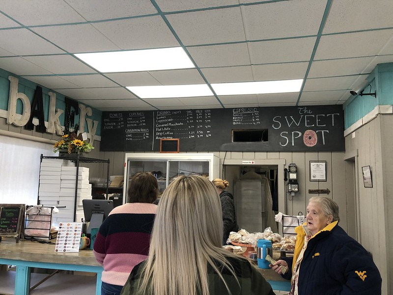 The Sweet Spot Bakery & Cafe