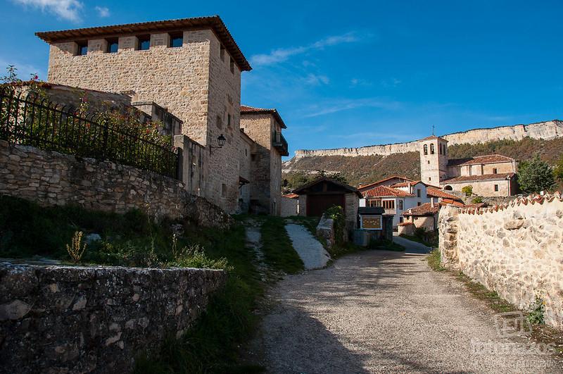 Visita a Puentedey
