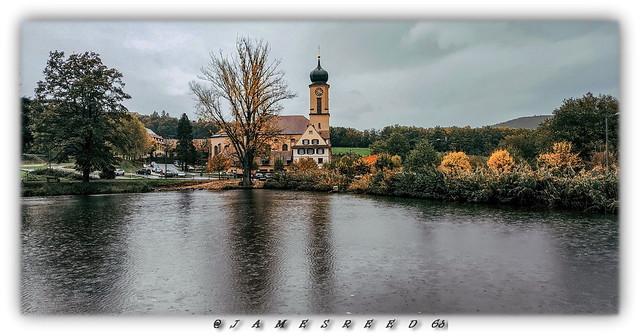Etang de Thierenbach - Haut Rhin. 💧