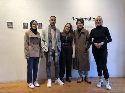 RU Exhibition: RECLAMATION