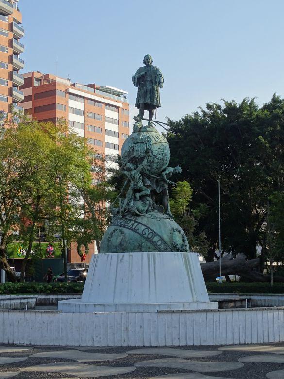 DSC00275GuatemalaGuatemalaCityAvenidaLasAméricasTomásMurChristoffelColumbus