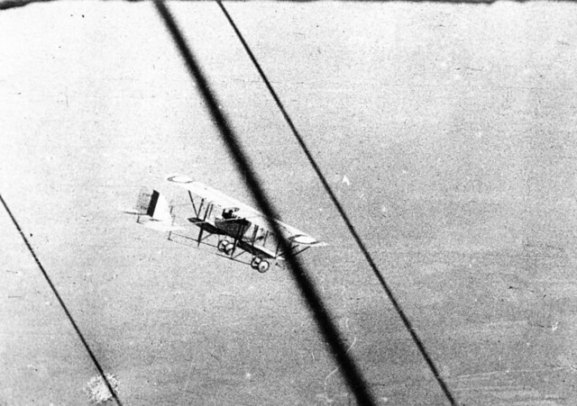 09_03072  Caudron G-3: WWI Aviation-Related Photos taken in France, c. 1914-1917