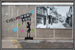 Chelmsford got a Banksy?