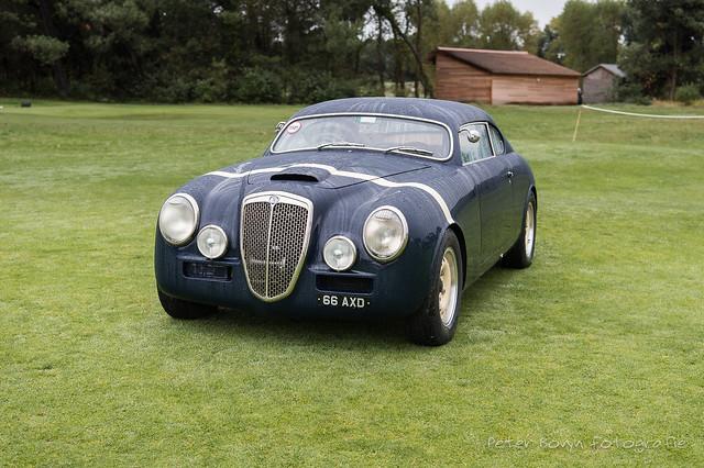 Lancia Aurelia 'Outlaw 3' - 1954