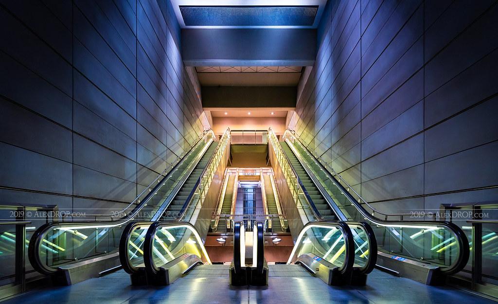 _DSC1649 - Norreport metro station, Copenhagen