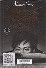 Alfonso Cruz, Los libros que devoraron a mi padre