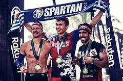 Hynek se v řecké Spartě stal mistrem světa ve Spartan Race