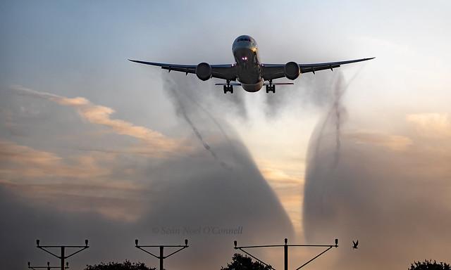 G-VBOW - Boeing 787-9 Dreamliner - LHR