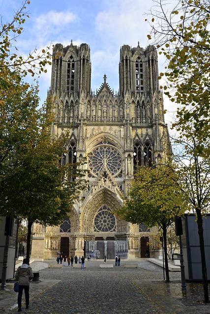 France 2019 - Cathédrale de Reims