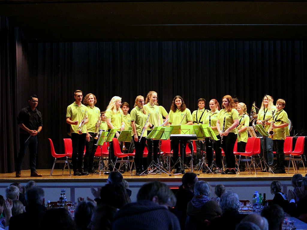 Jugend musiziert (in Attiswil) 03.11.2019