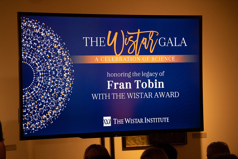 The 2019 Wistar Gala: Honoring Fran Tobin