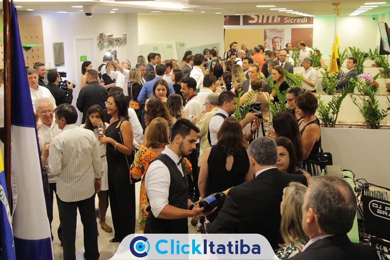 Inauguração SICRED unidade 2 - Itatiba