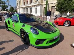 Porsche 911 GT3RS ÷ Monaco 2019  #porsche #flat6 #flat4 #supercars #personalpictures #alltakenbyme #porscheracing #carswithoutlimts