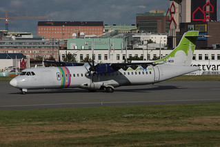 Braathens Regional ATR 72-500 SE-MDB 150919 BMA
