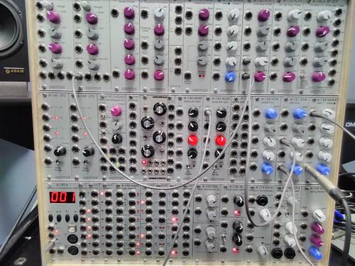 MIDI to CV to ADSR