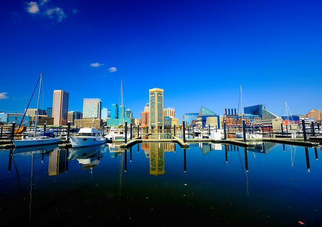 Brilliant Baltimore, Maryland