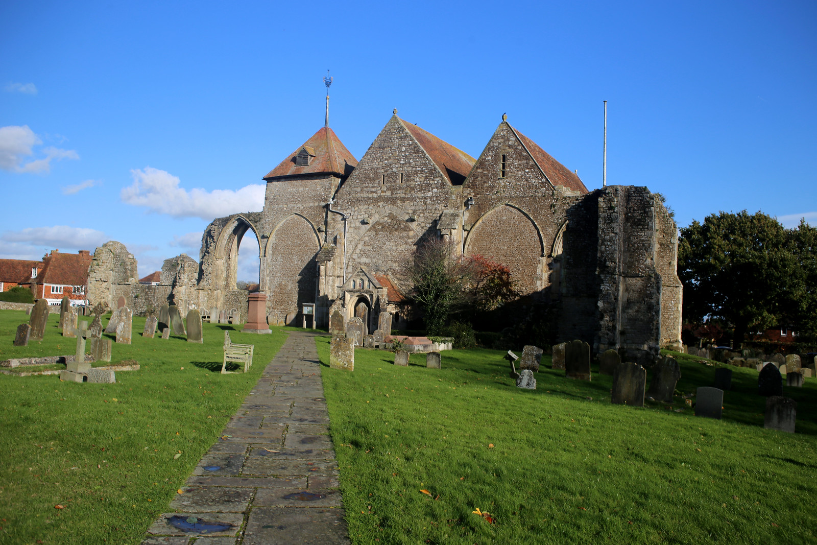 St Thomas' Church, Winchelsea