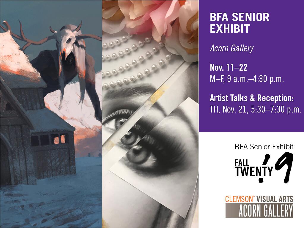 2019 Fall BFA Exhibit