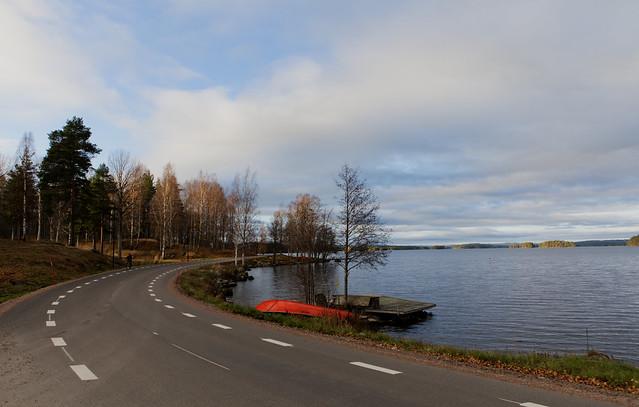 Lake by Stjärnsund