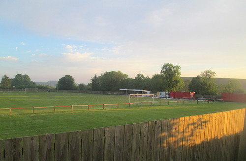 Pitch and Stand, Trammondford Park, Wigtown