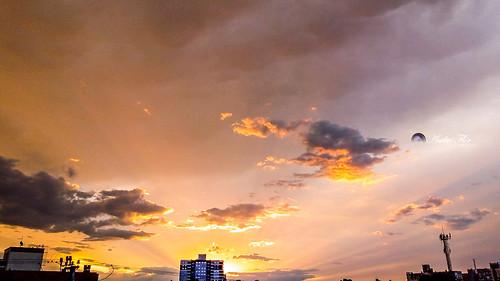 Entardecer, sunset