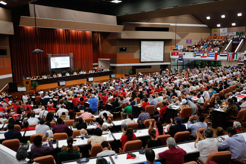 Presidente Maduro: Frente arremetidas imperialistas Venezuela mantiene su camino democrático y constitucional