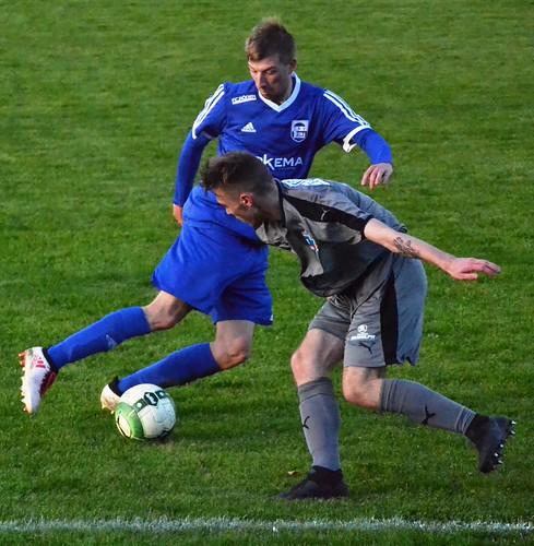 1. FC Merseburg II 1:1 TSV Leuna 1919