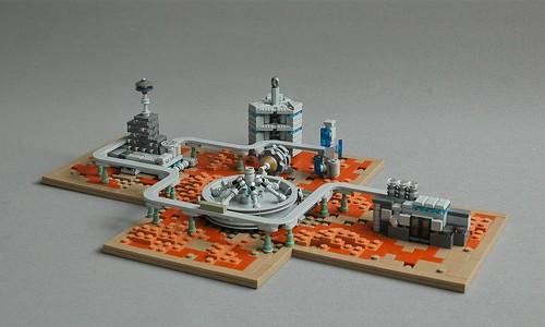 Outpost Delta on Epsilon IV - New Elementary parts fest