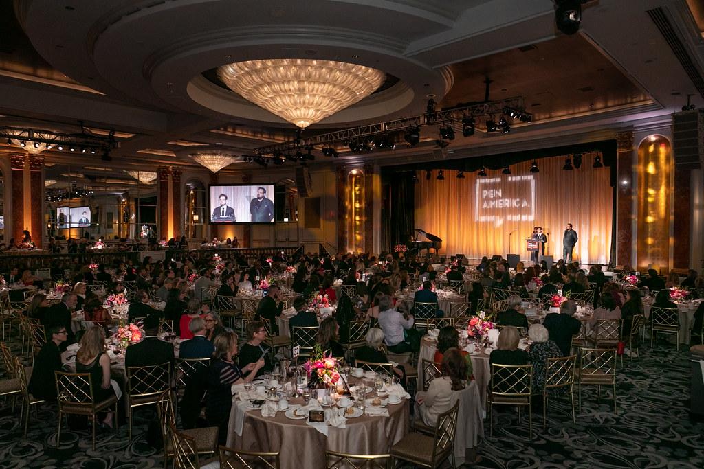 2019 PEN America LitFest Gala