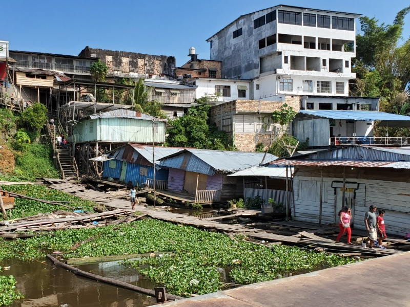 Iquitos port