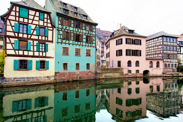 Older Buildings of Strasbourg _8633