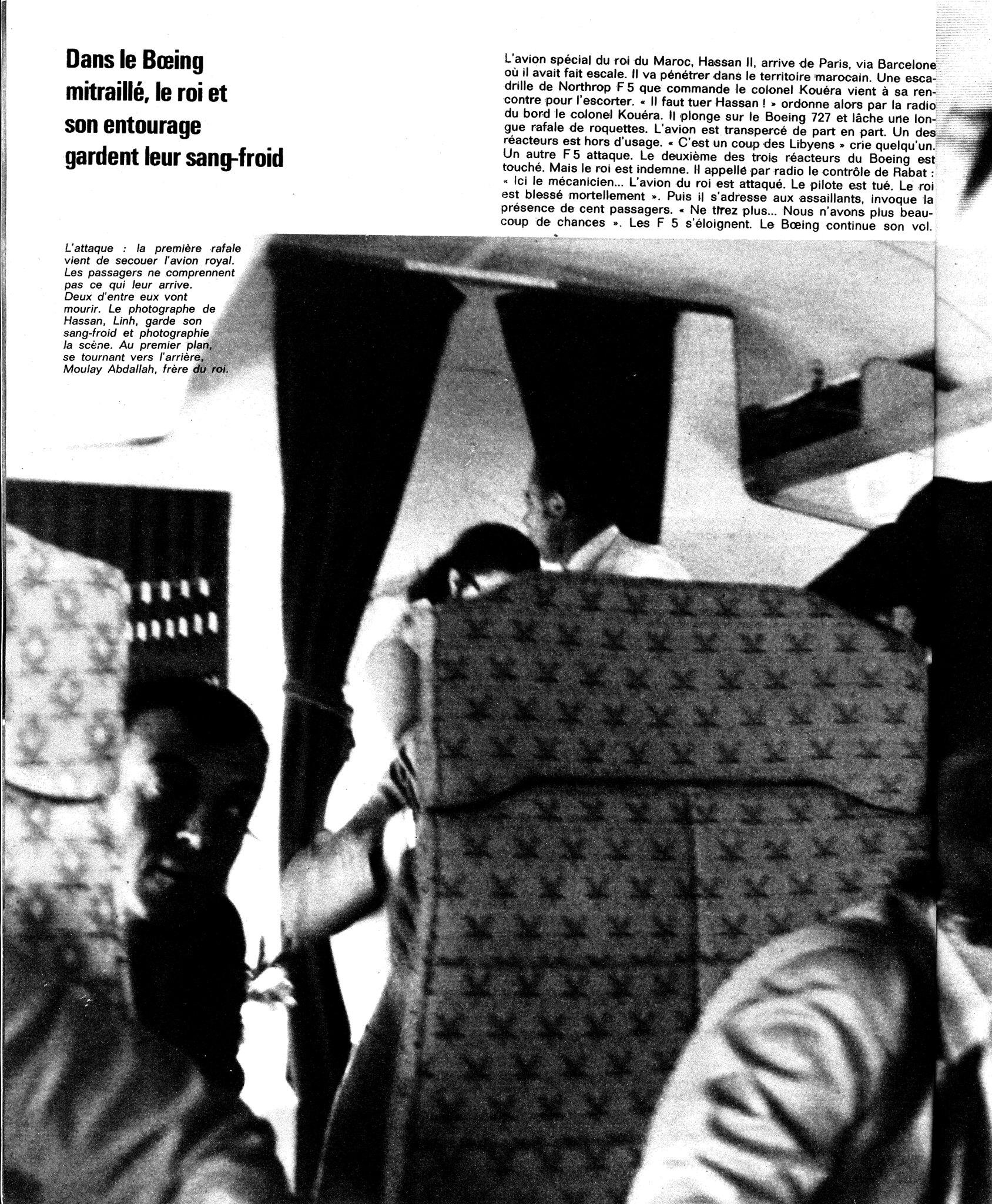 Tentative de coup d'État Boeing Royal vs F-5A/B Opération Borak le 16 août 1972 49015960481_aba57e92e4_k